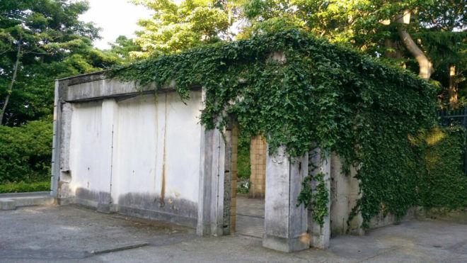 フランス領事館跡