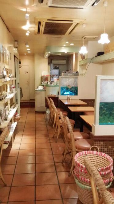 サンドグラス ヨコハマ 店内の様子1